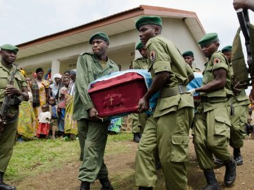 DRC: 12 Rangers Killed in Virunga National Park